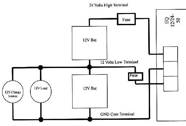 battery equalizer  dc autotransformers