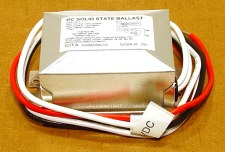 iota engineering 13 watt dc inverter ballast