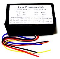 solar converters inc mod ppt 12/24-7 linear current booster