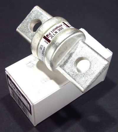 littelfuse litlefuse 300 amp plated class t fuse