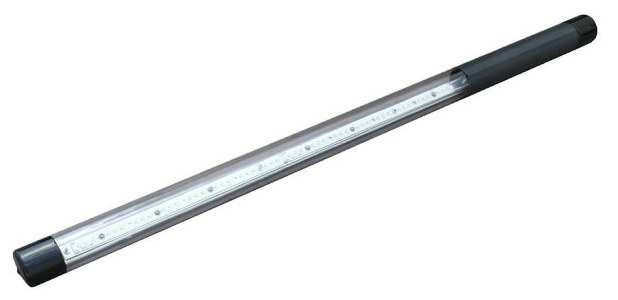 """LED 33/"""" Thin-Lite Fixture LED1733BKWFS 12 volt light MADE IN THE USA"""